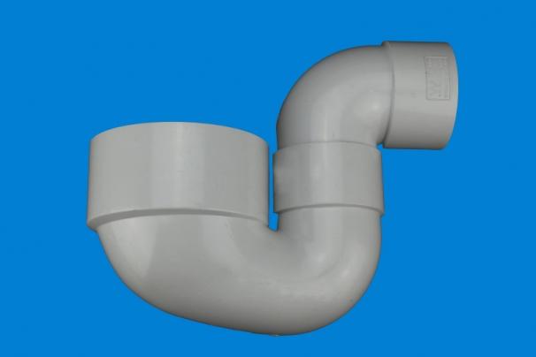 100-65°双承插U型存水弯