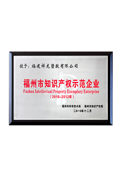 知识产权示范企业